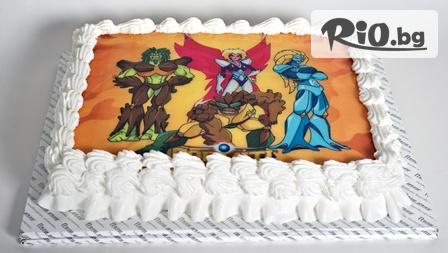 Торти Попимони