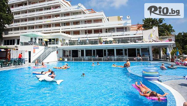 Хотел Плиска 3*, Златни пясъци