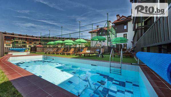 СПА почивка в Банско до края Октомври! 2 или 3 нощувки с възможност за закуски и вечери + басейни, джакузи и СПА зона, от 7 Pools Boutique Hotel andSPA