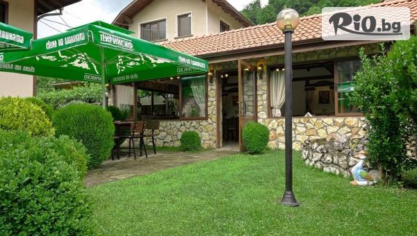 Почивка в Рибарица! Нощувка с възможност за закуска и вечеря, от Къща за гости Стар мерак