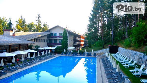 СПА почивка във Велинград! Нощувка със закуска в апартамент за до четирима + СПА пакет и басейн с минерална вода, от Хотел Велина 4*