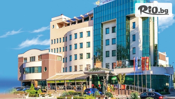 Diplomat Plaza Hotel & Resort, Луковит #1