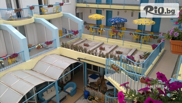 Хотел Мечта, Златни пясъци #1