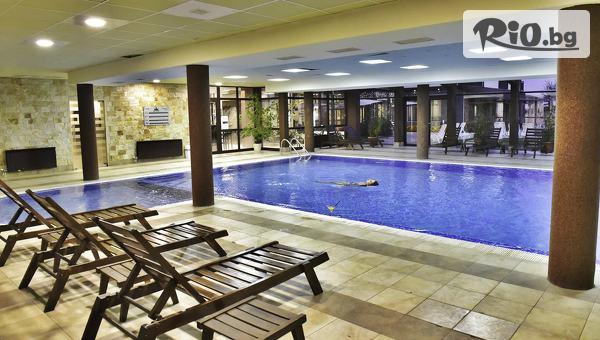 Изгодна почивка в Банско през цялата година! 3, 5 или 7 нощувки на база All Inclusive light + отопляем вътрешен басейн и релакс зона + БЕЗПЛАТНО за дете до 12г, от Апарт хотел Роял