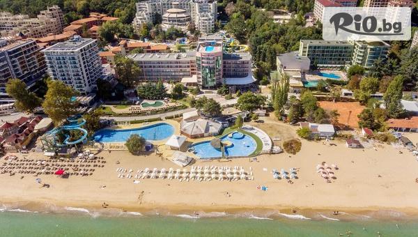 Хотел Лилия 4*, Златни пясъци