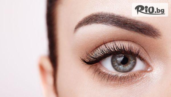 Ламиниране и ботокс на мигли + боядисване с 51% отстъпка, от NS Beauty Center