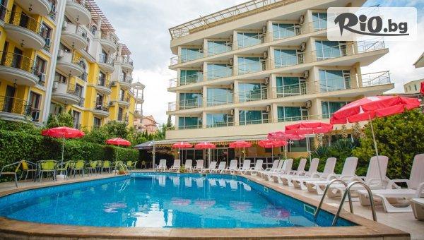 Хотел Дева 3*, Слънчев бряг #1