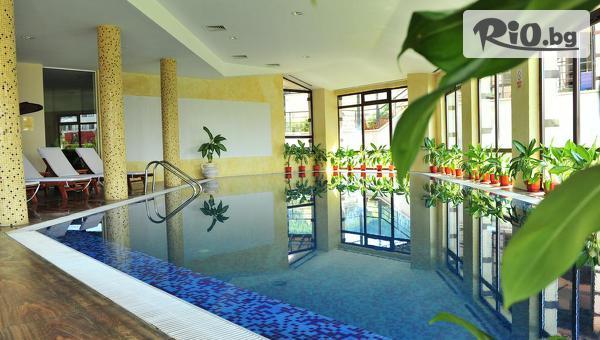 Почивка в Добринище! Нощувка със закуска + СПА център с минерална вода, от Хотел Орбел 4*