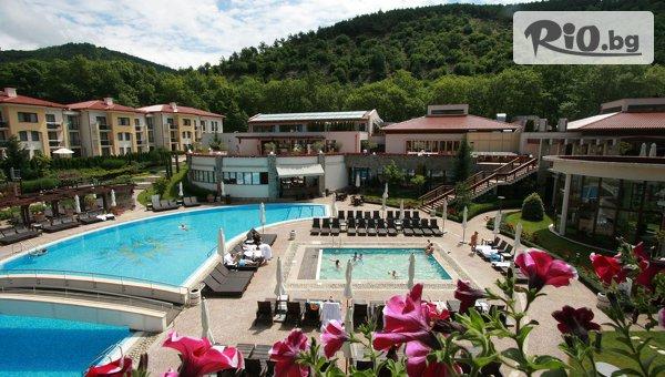 Луксозна СПА почивка в Сандански! Нощувка със закуска + СПА зона за релакс и минерален басейн, от Парк хотел Пирин 5*