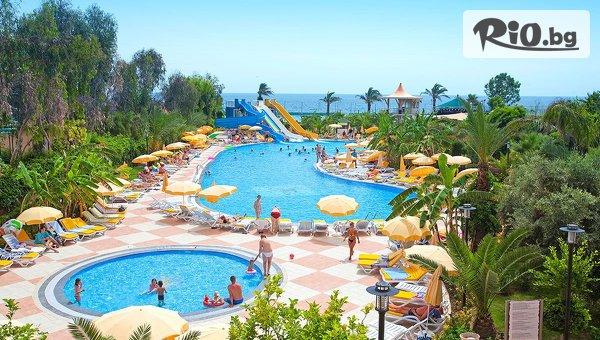 Късно лято в Анталия! 7 нощувки на база All Inclusive в хотел STELLA BEACH HOTEL 5*, от Белпрего Травел