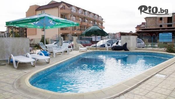 Хотел Сания, Обзор