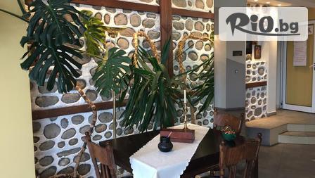 Ски почивка в Банско! Нощувка със закуска и вечеря + ползване на САУНА само за 35лв, от Хотел Holiday Group