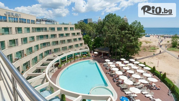 Хотел Жерави 4*, Слънчев бряг #1