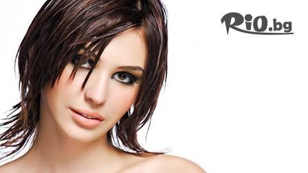 Подстригване и оформяне на коса само за 5 лева в салон за красота