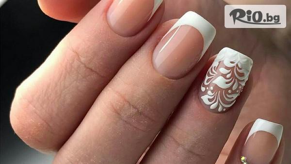 Укрепване на естествени нокти #1
