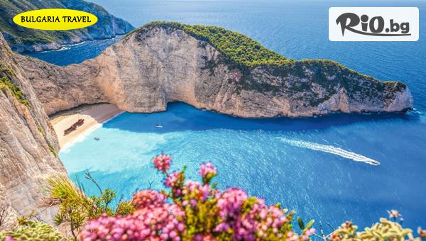 Остров Закинтос и Патра