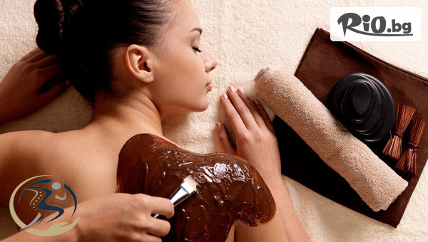 Антистрес масаж на гръб с шоколад #1