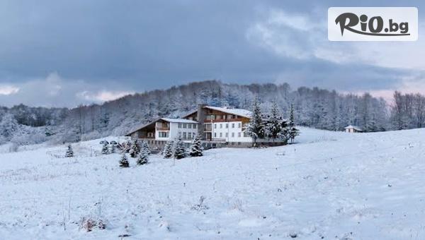 Почивка в Узана през Януари! 3 или 5 нощувки със закуски и вечери + ползване на сауна и фитнес, от Хотелски комплекс Еделвайс