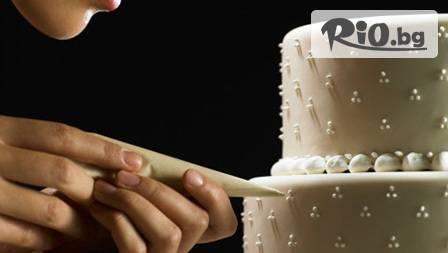 Комплект форми за украса на торти Cake Decorating Kit със 100 части за 8,79 лв. от ANG-TV!