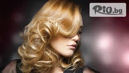 Терапия за коса с ботокс ефект със серия Midollo di bamboо на Alfaparf Milano за 9,90 лева от студио