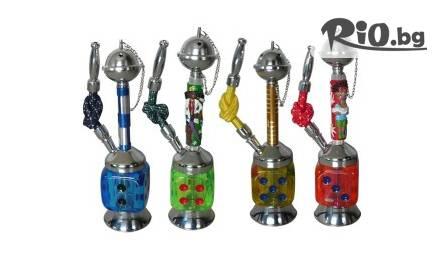 Луксозно мини наргиле зарче в 4 цвята по избор само за 7.20 лв. от SmokePlus.bg! Забавно и цветно занимание!