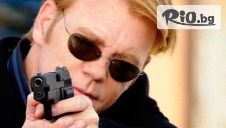 Нима само Хорейшо може да стреля с пистолет Sig Sauer? Можеш и ТИ за 10,49 лв. в стрелбищен комплекс