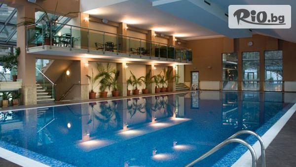 СПА почивка във Велинград! Нощувка със закуска + СПА пакет и басейн с минерална вода, от Хотел Велина 4*