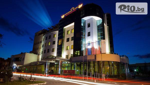 Diplomat Plaza Hotel &Resort #1