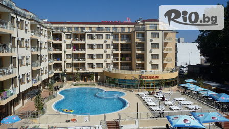 Почивка в Слънчев бряг през Юли и Август! Нощувка на база All Inclusive + басейн, шезлонг и чадър, от Хотел Рио Гранде 4*