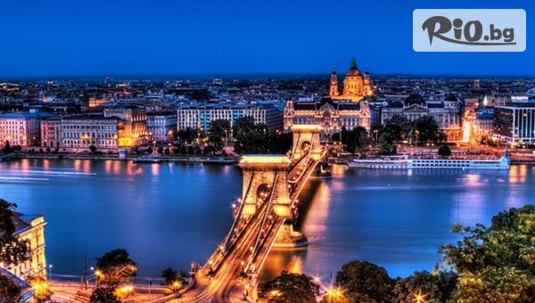 Предколедни базари с аромат на канела във Виена и Будапеща! 2 нощувки със закуски, автобусен транспорт и екскурзовод, от Ана Травел