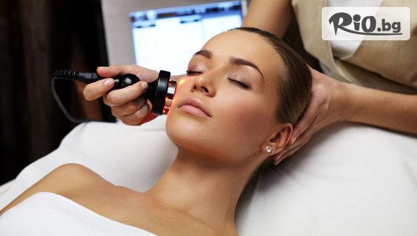 Радиочестотен лифтинг на цяло лице с 60% отстъпка, от Tesori Beauty Salon