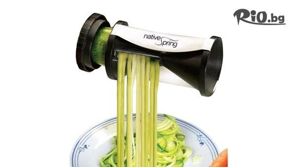 Уред за декорация на зеленчуци #1