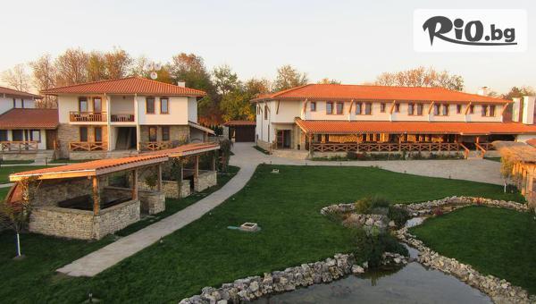 Делнична почивка в Комплекс Стара Плиска 3* през Ноември! Нощувка със закуска + басейн и СПА