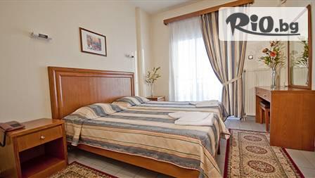 Коледа в Халкидики със собствен транспорт - 2 нощувки за 91.30 лева в хотел Alkyonis от Престиж Травел!