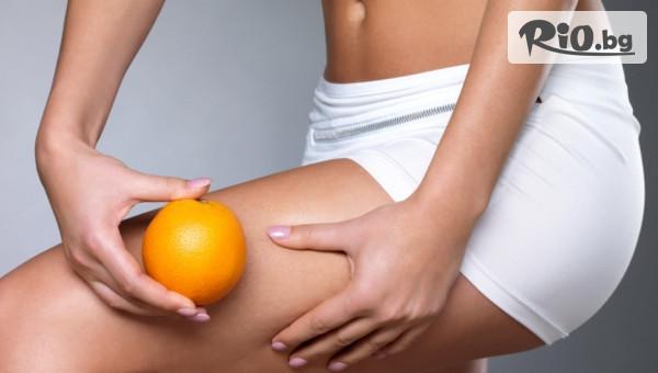 5 процедури ръчен антицелулитен масаж с 53% отстъпка, от Салон за красота Слънчев ден