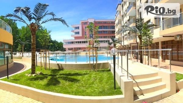 LAST MINUTE почивка през Юни в Слънчев бряг! Нощувка на база All Inclusive + басейн, шезлонг и чадър, от Хотел Рио Гранде 4*