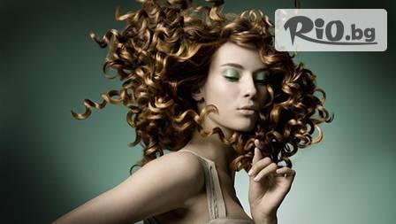 Хидратираща терaпия за суха коса Nutri seduction нa Alfaparf Milano за 9.90 лева в студио