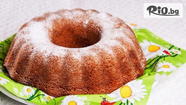 Празнична погача или Мраморен кекс #1