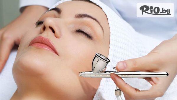 Кислородна мезотерапия + впръскване на ампула и биолифтинг, по желание, от Арт бутик Beauty Mirror