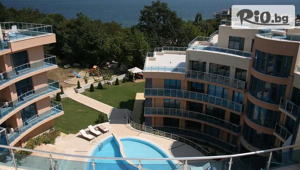 Хотел Аквамарин, Обзор #1