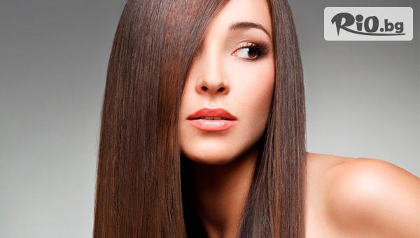 Ламиниране на косата #1
