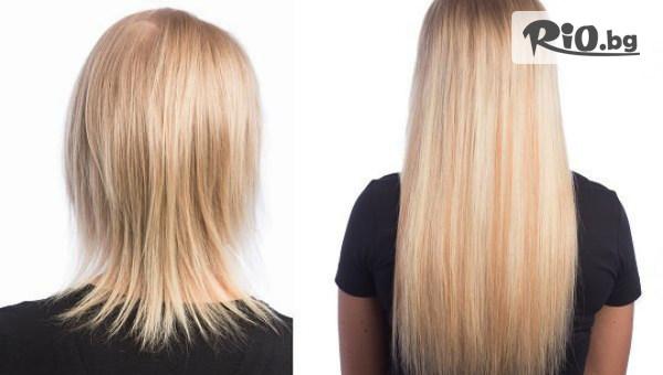 Удължаване на коса #1