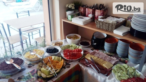 Майски празници в Слънчев бряг! 2 или 3 нощувки със закуски и вечери /по избор/ + басейн, сауна и фитнес, от Хотел Дариус