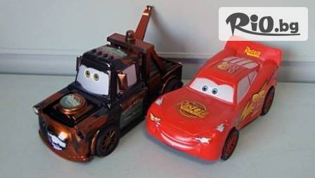 Детска играчка Автомобил - комплект Матю и Маккуин за 4,96 лв. от