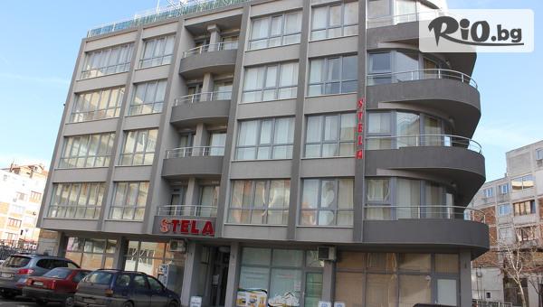 Хотел Стела, Несебър