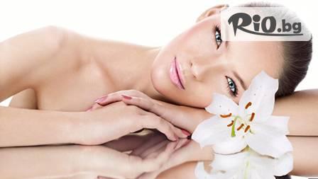 Почистване на лице + пилинг маска + масаж на лице, шия и деколте за 11,99 лв. от Студио Angel Face