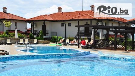 Почивка край Слънчев бряг през лятото! Нощувка за до четирима, от Bay View Villas 3*