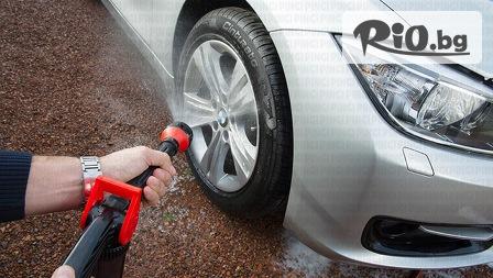 Автомивка в бензиностанция ЕКО - thumb 4