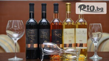 Бутикова почивка край Чирпан до края на Май! Нощувка със закуска + дегустация на ТРИ вина, от Шато-хотел Trendafiloff 3*