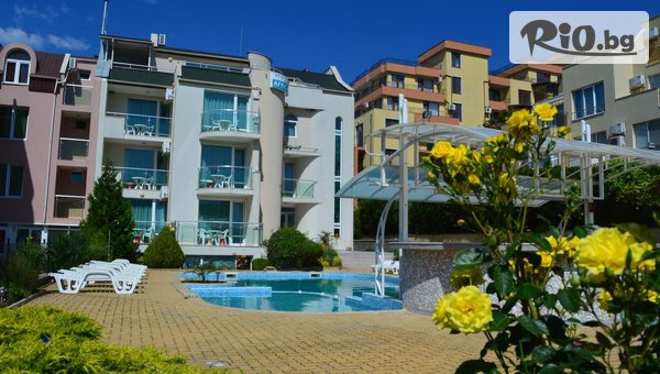 Семеен хотел Африкана 3*, Свети Влас #1